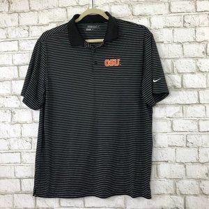 Nike Golf OSU College Polo Dri Fit